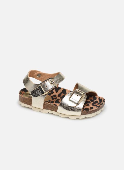 Sandalias Niños Metalizado