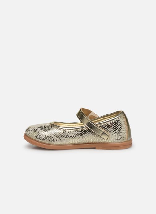 Ballerina's Osito by Conguitos Snake Goud en brons voorkant