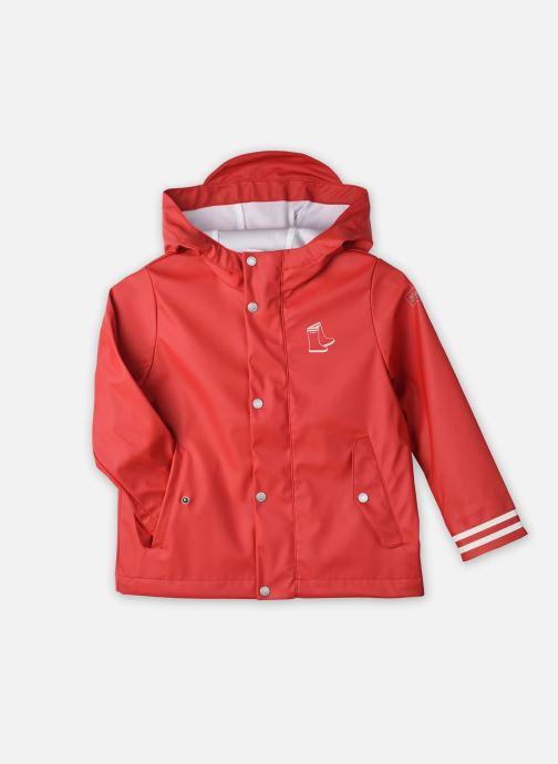 Vêtements Aigle Dolixo Rouge vue détail/paire