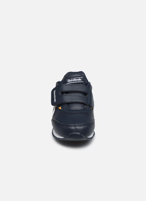 Baskets Reebok Reebok Royal Cljog 2  KC Bleu vue portées chaussures