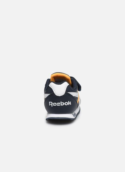 Baskets Reebok Reebok Royal Cljog 2  KC Bleu vue droite