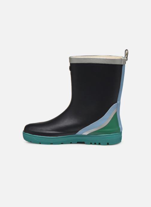 Bottes Aigle Woody Wings Vert vue face