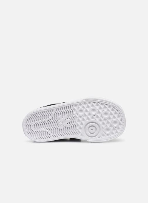 Sneakers adidas originals Continental Vulc Cf I Zwart boven
