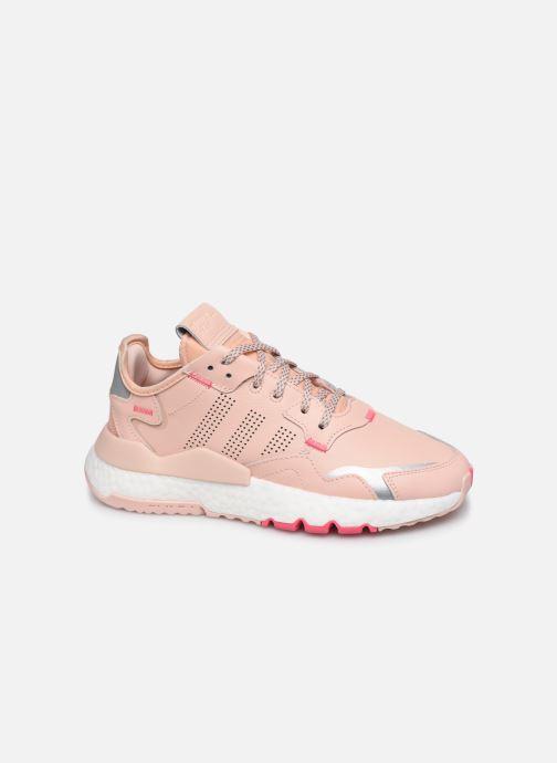 Sneakers adidas originals Nite Jogger J Roze detail