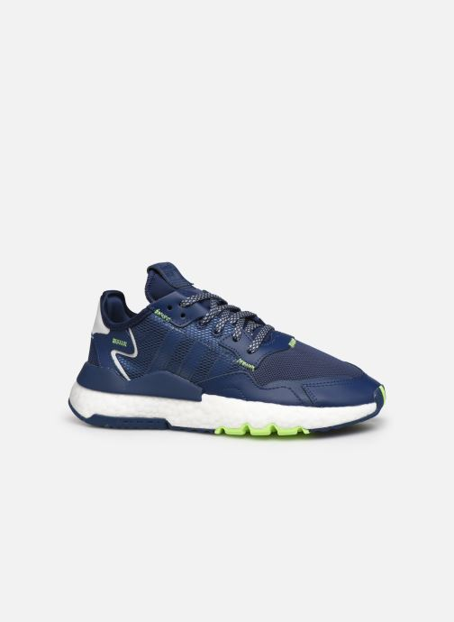 Sneakers adidas originals Nite Jogger J Azzurro immagine posteriore