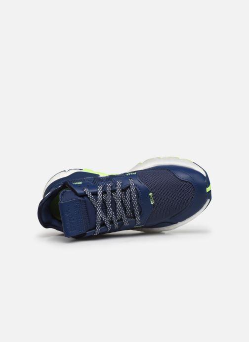 Sneakers adidas originals Nite Jogger J Azzurro immagine sinistra