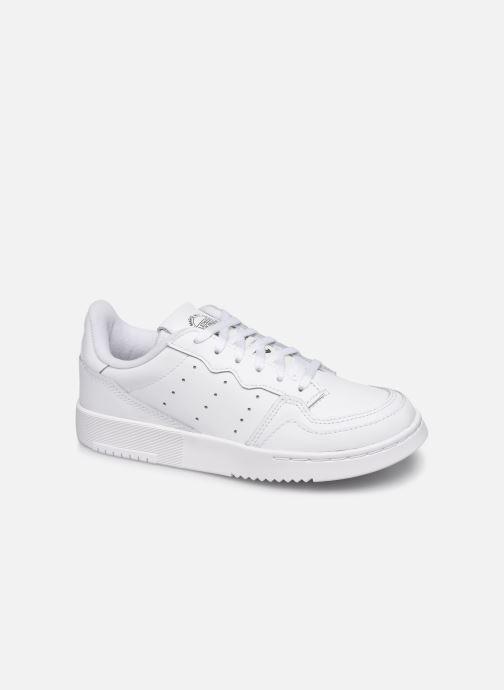 Sneaker adidas originals Supercourt C weiß detaillierte ansicht/modell