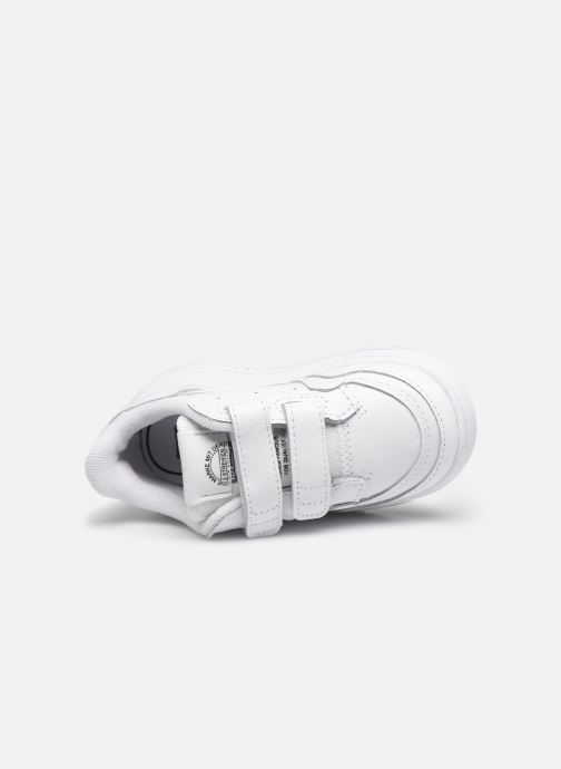 Baskets adidas originals Supercourt Cf I Blanc vue gauche