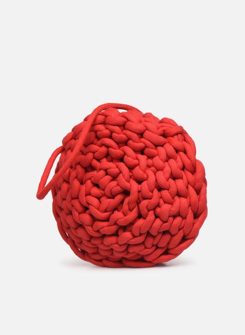 Borse Alienina Ida Bag Rosso modello indossato