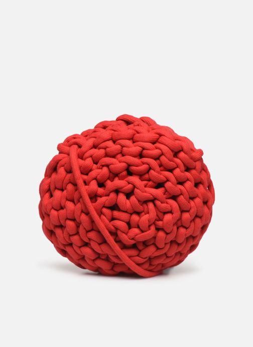 Handtaschen Alienina Ida Bag rot ansicht von vorne