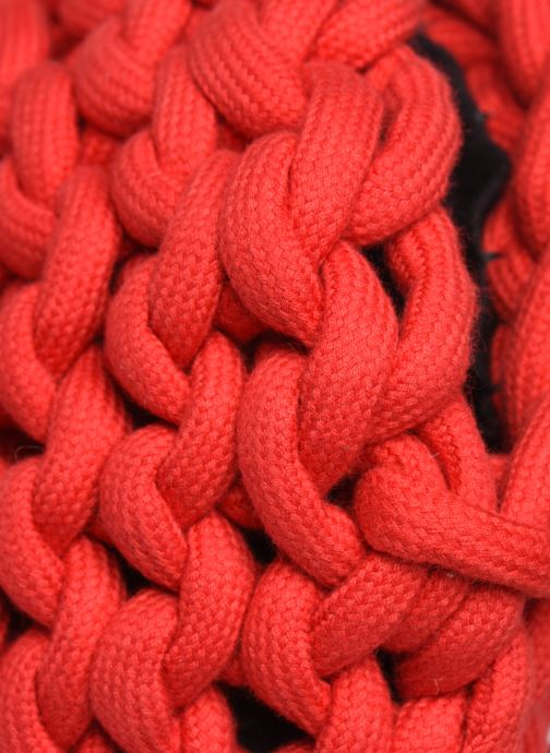 Sacs à main Alienina Ida Bag Rouge vue gauche