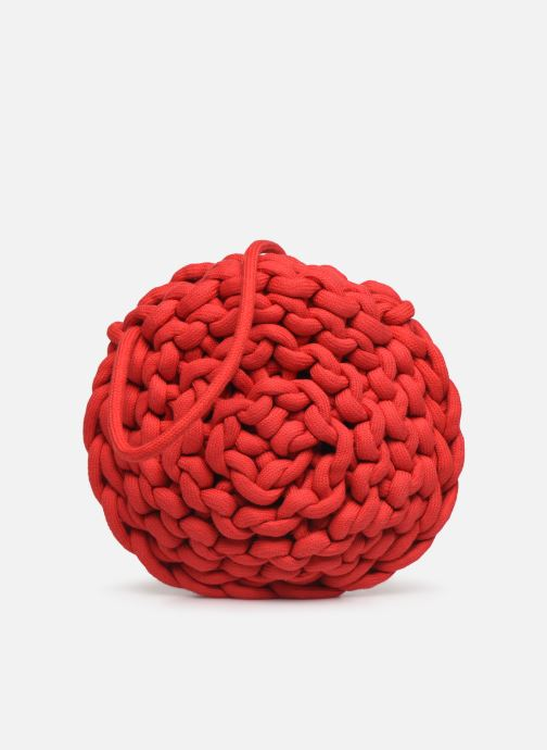 Sacs à main Alienina Ida Bag Rouge vue détail/paire