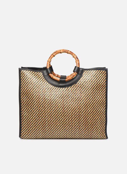 Sacs à main Arron Structured Rafia Bag Beige vue face