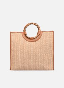 Structured Rafia Bag