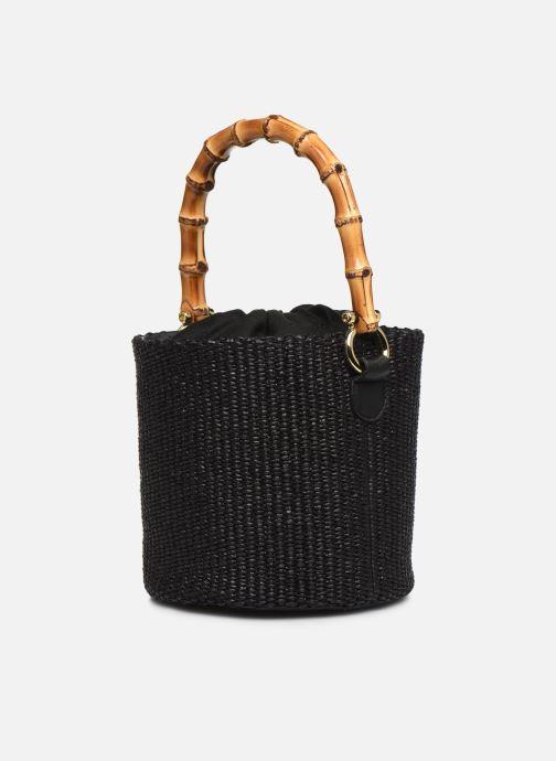Sacs à main Arron Bucket Bag Noir vue portées chaussures