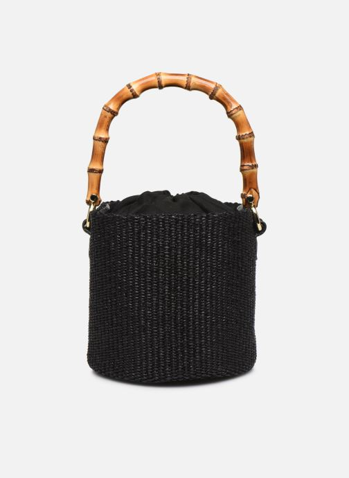 Bolsos de mano Arron Bucket Bag Negro vista de frente