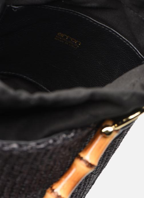 Handtaschen Arron Bucket Bag schwarz ansicht von hinten