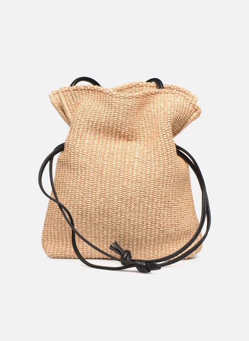 Handtaschen Arron Small Rafia Handbag beige detaillierte ansicht/modell