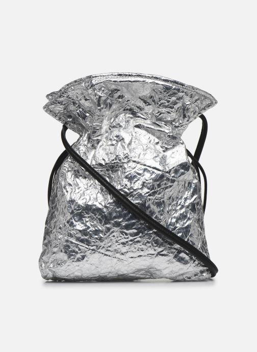 Bolsos de mano Arron Small Handbag Plateado vista de frente