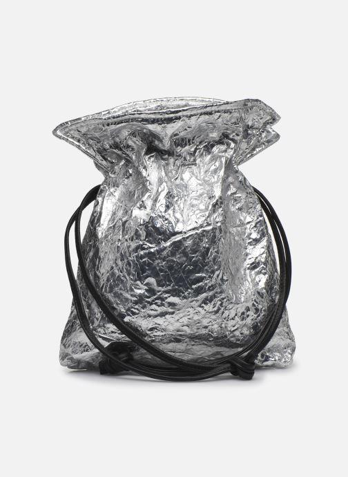 Bolsos de mano Arron Small Handbag Plateado vista de detalle / par