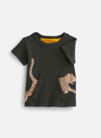 Kleding Accessoires Tyler-R T-Shirt Leopard Pocket