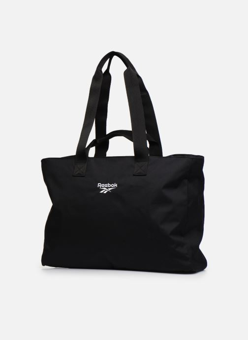 Sports bags Reebok Cl Fo Duffle 2 Black model view