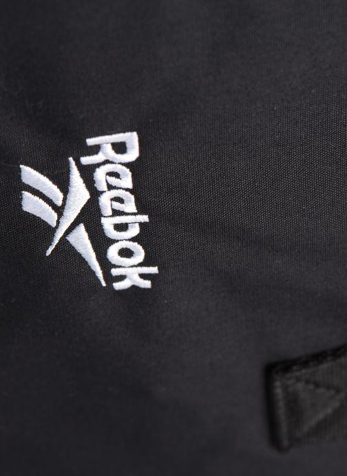 Sacs de sport Reebok Cl Fo Duffle 2 Noir vue gauche