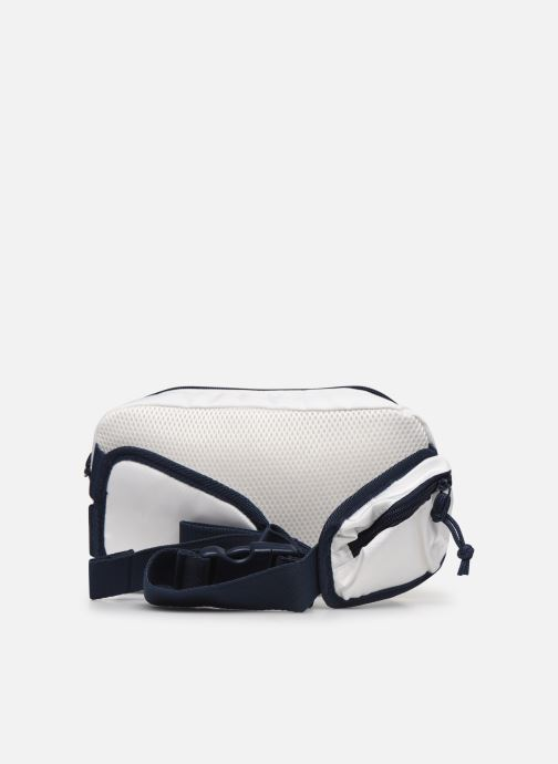 Pelletteria Reebok Cl Repeat Vector Waistbag Bianco immagine frontale