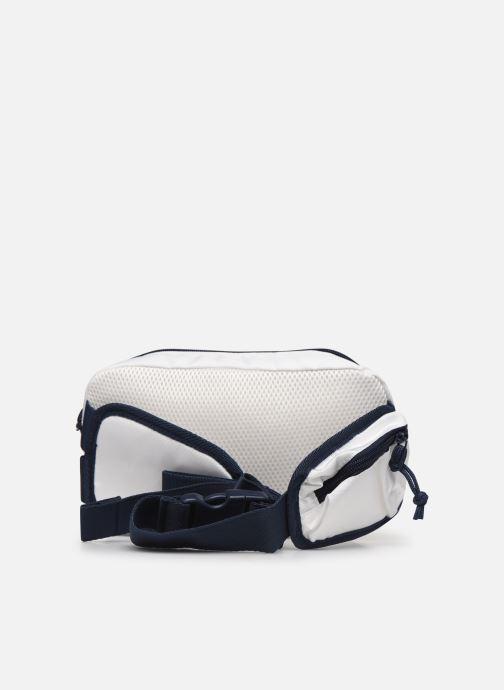 Herrentaschen Reebok Cl Repeat Vector Waistbag weiß ansicht von vorne