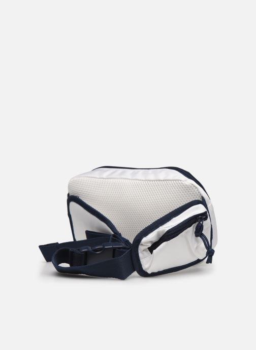 Herrentaschen Reebok Cl Repeat Vector Waistbag weiß ansicht von rechts