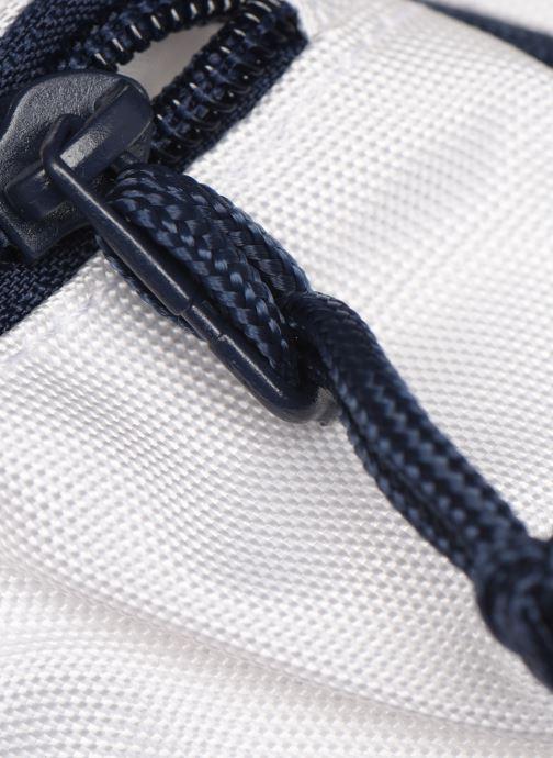 Herrentaschen Reebok Cl Repeat Vector Waistbag weiß ansicht von links