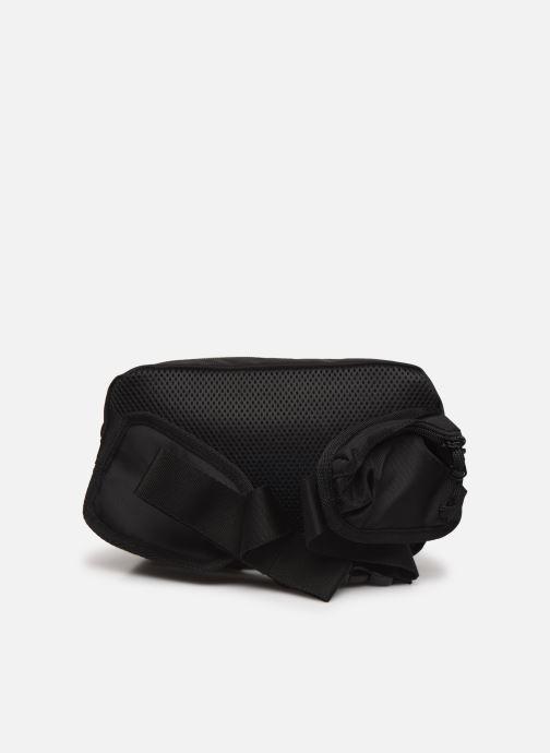 Herrentaschen Reebok Cl Repeat Vector Waistbag schwarz ansicht von vorne