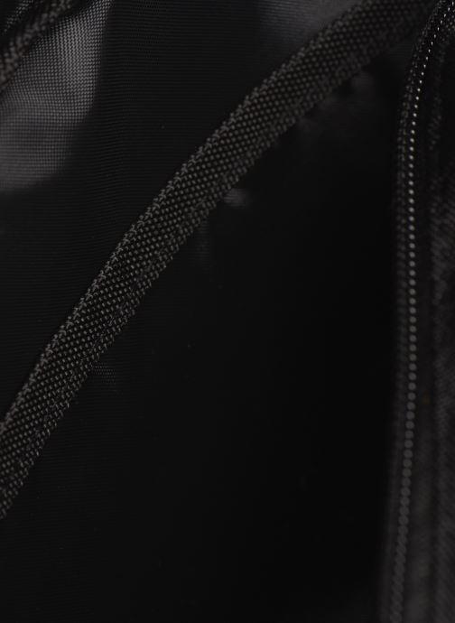 Sacs homme Reebok Cl Repeat Vector Waistbag Noir vue derrière