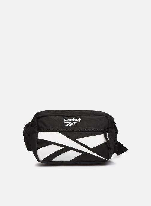 Sacs homme Reebok Cl Repeat Vector Waistbag Noir vue détail/paire