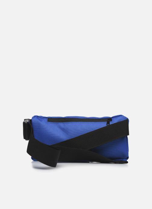 Marroquinería pequeña Reebok Wor Waistbag Azul vista de frente