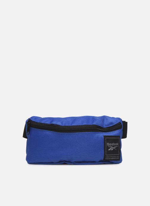 Marroquinería pequeña Reebok Wor Waistbag Azul vista de detalle / par
