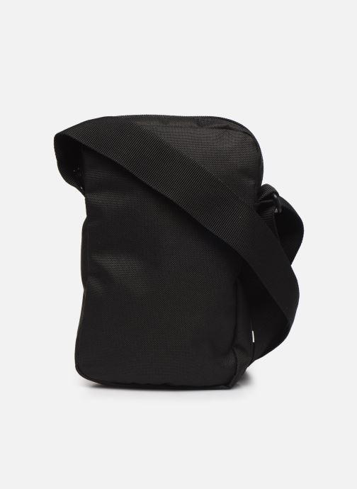Bolsos de hombre Reebok Wor City Bag Negro vista de frente