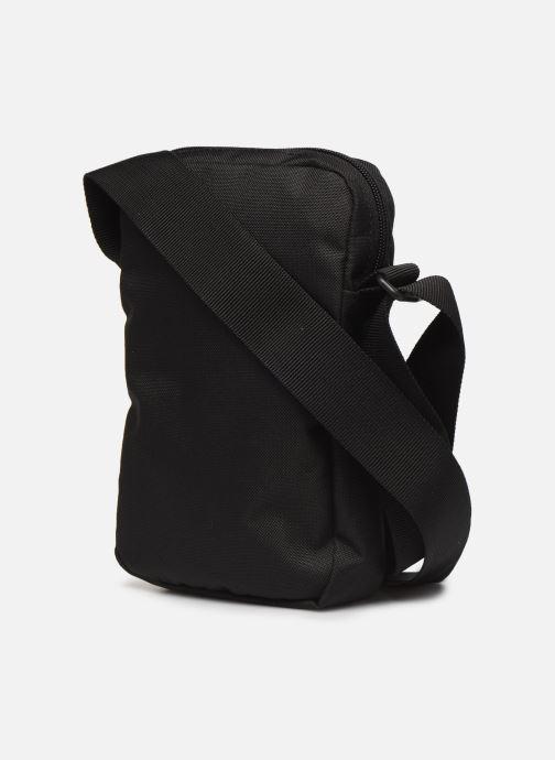 Bolsos de hombre Reebok Wor City Bag Negro vista lateral derecha