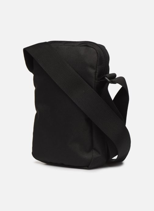 Sacs homme Reebok Wor City Bag Noir vue droite
