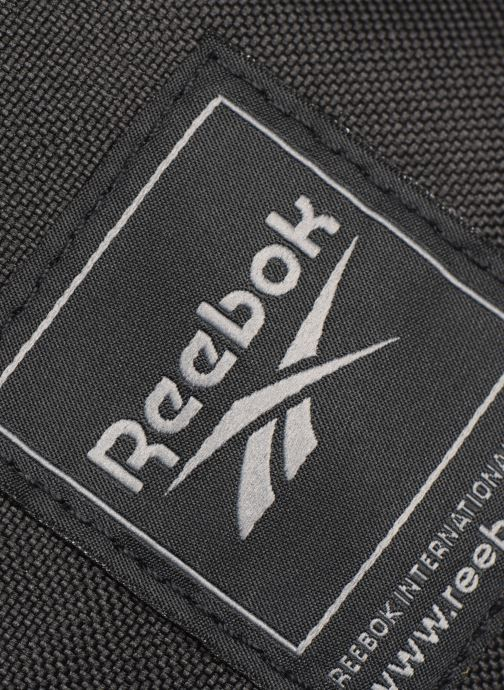 Men's bags Reebok Wor City Bag Black view from the left
