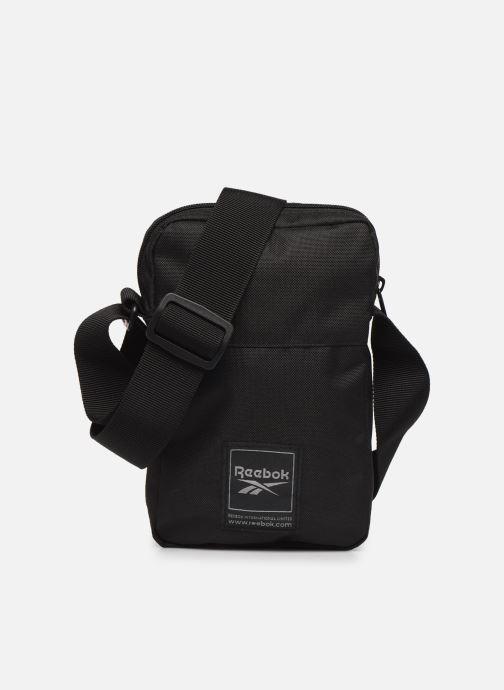 Bolsos de hombre Reebok Wor City Bag Negro vista de detalle / par
