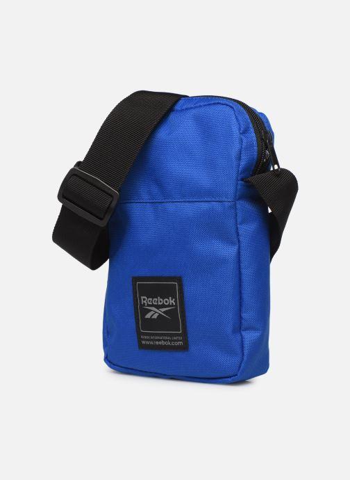Men's bags Reebok Wor City Bag Blue model view
