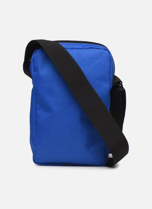 Sacs homme Reebok Wor City Bag Bleu vue face
