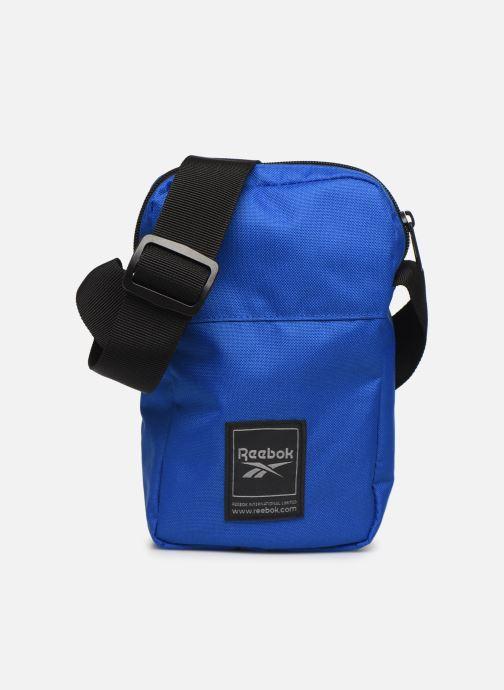 Sacs homme Reebok Wor City Bag Bleu vue détail/paire
