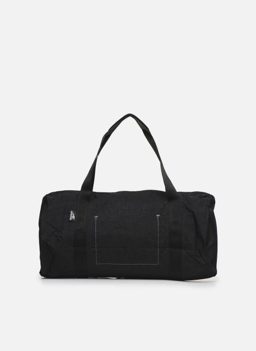 Sporttassen Reebok W Found Cylinder Bag 2 Zwart voorkant