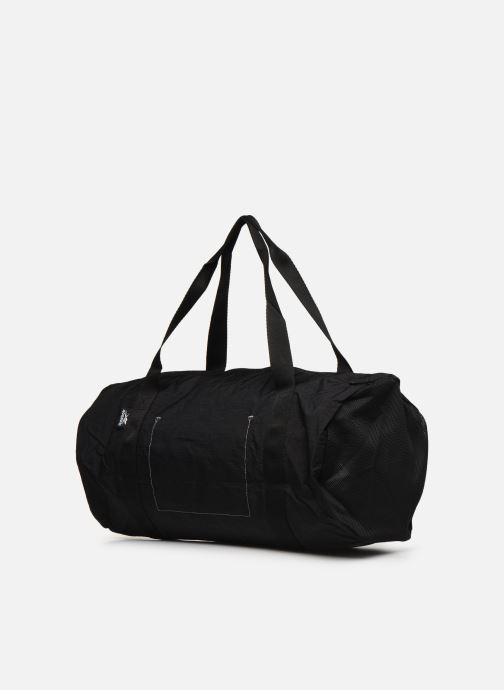 Sacs de sport Reebok W Found Cylinder Bag 2 Noir vue droite