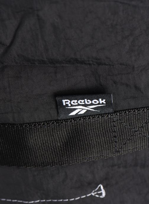 Sports bags Reebok W Found Cylinder Bag 2 Black view from the left