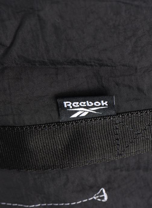 Bolsas de deporte Reebok W Found Cylinder Bag 2 Negro vista lateral izquierda