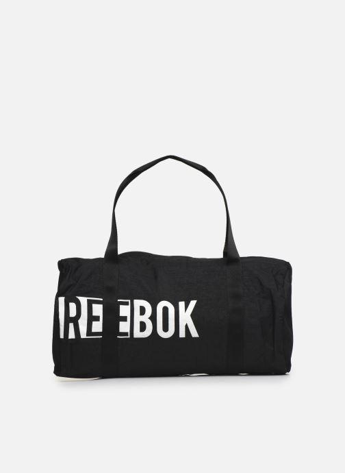 Bolsas de deporte Reebok W Found Cylinder Bag 2 Negro vista de detalle / par
