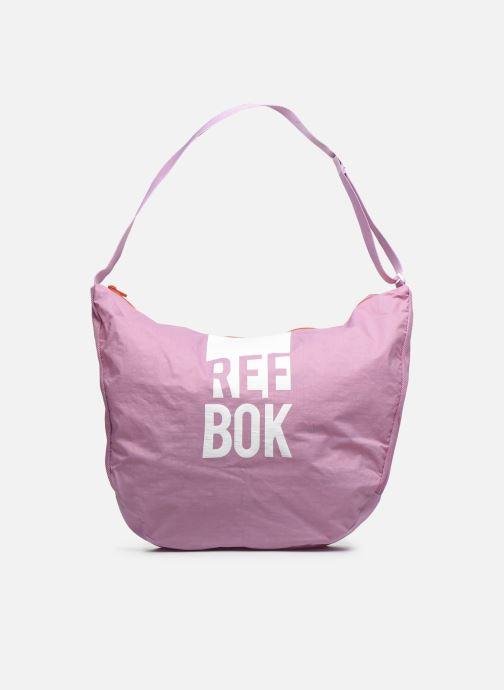 Bolsos de mano Reebok W Found Tote Rosa vista de detalle / par